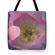 Beautiful Pink Rose Tote Bag