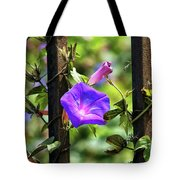 Beautiful Railroad Vine Flower II  Tote Bag