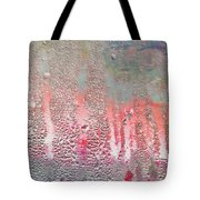 Beautiful Rainy Day Tote Bag
