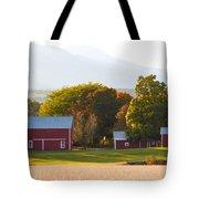 Beautiful Red Barn 3 Tote Bag