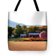 Beautiful Red Barn 4 Tote Bag