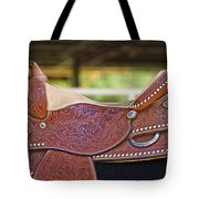 Beautiful Saddle Tote Bag