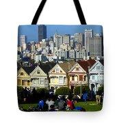 Beautiful San Francisco Tote Bag