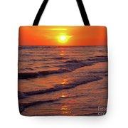Beautiful Sanibel Sunset Tote Bag