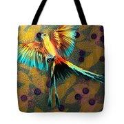 Beautiful Scissor-tailed Flycatchers Tote Bag