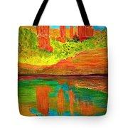 Beautiful Sedona Tote Bag