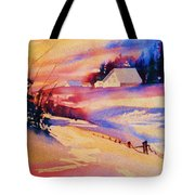 Beautiful Serenity Tote Bag