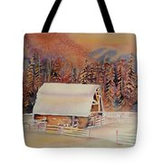 Beautiful Skies  Tote Bag