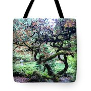 Beautiful Japanese Garden,butchart Gardens,victoria,canada 2. Tote Bag