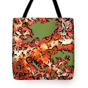 Beautiful Soft Cora 1 Tote Bag by Lanjee Chee