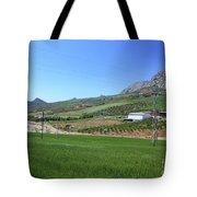 Beautiful Spanish Countryside Tote Bag