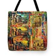 Beautiful Sulmona Italy Tote Bag