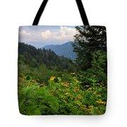 Beautiful Summer Tote Bag