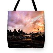 Beautiful Sunset 2 Tote Bag