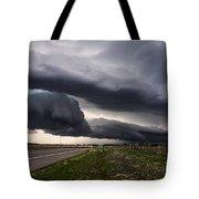 Beautiful Texas Storm Tote Bag