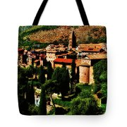 Beautiful Tivoli Tote Bag