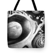 Beautiful Universe. Space Art Tote Bag