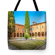Beautiful Venetian Patio Tote Bag
