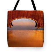 Beautiful Violin Tote Bag