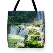 Beautiful Waterfall Crystal Waters Tote Bag