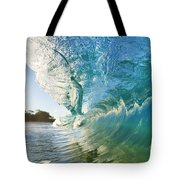 Beautiful Wave And Sunlight Tote Bag