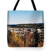 Beautiful Whitehorse ... Tote Bag