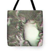 Beautiful Woman Tote Bag