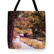 Beauty All Around Tote Bag
