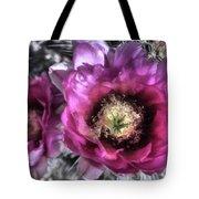 Beauty Among The Thorns Tote Bag