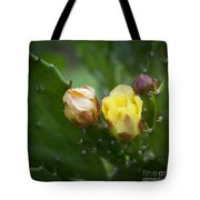 Beauty Among Thorns Tote Bag