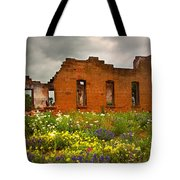 Beauty And Ashes Tote Bag