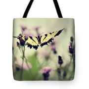 Beauty And Grace  Tote Bag