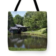 Beauty And Peace Tote Bag