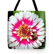 Beauty And The Bee #1 Tote Bag