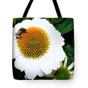 Beauty And The Bee #2 Tote Bag