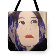 Beauty Beyond The Blue Tote Bag