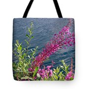 Beauty By Waters Edge Tote Bag