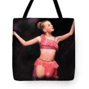 Beauty Dances Tote Bag