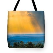 Beauty From The Heavens Tote Bag