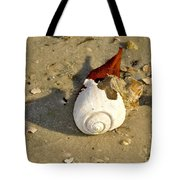 Beauty From The Sea Tote Bag