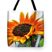 Beauty In A Sunflower Tote Bag