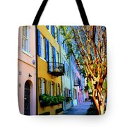 Beauty In Colors Tote Bag