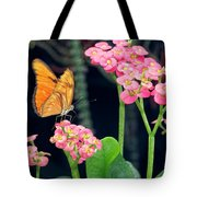 Beauty In Motion Tote Bag by Garvin Hunter