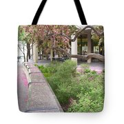 Beauty In Spring Tote Bag