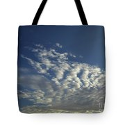 Beauty In The Clouds Tote Bag