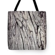 Beauty In The Cracks Of Old Wood Tote Bag