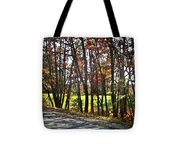 Beauty In The Dappled Light Tote Bag