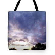 Beauty In The Morning Tote Bag
