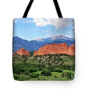 Beauty In The Springs Tote Bag
