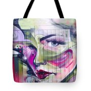 Beauty In Unexpected Places Tote Bag